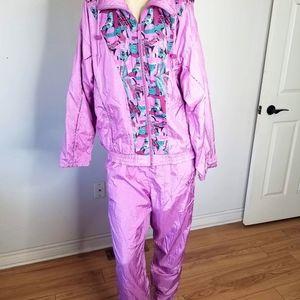 VINTAGE ADIDAS - track suit